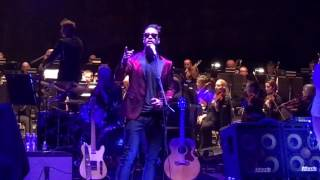Amos Lee Colors Red Rocks Amphitheater 7/16/17