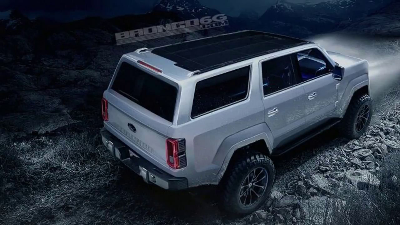 2020 Ford Bronco Price And Specs Youtube