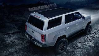2020 Ford Bronco Price and Specs