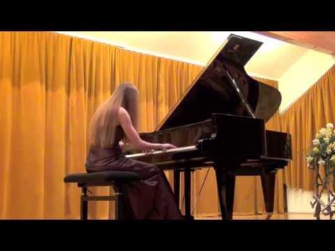 Chopin: Grande Valse Brillante op 18 no 1 by Urska Babic