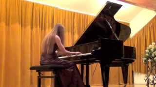 Chopin: Grande Valse Brillante op 18 no 1 by Urska Babic