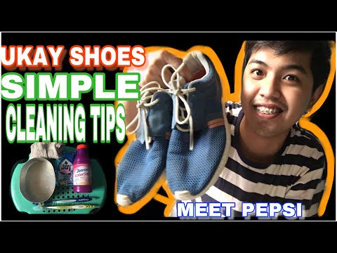 Ukay Shoes Cleaning   Dishwashing Liquid