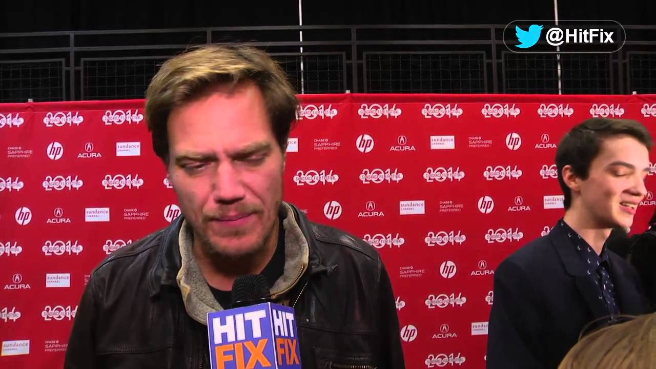 Sundance veteran Michael Shannon talks working with Jake Paltrow on 'Young Ones'
