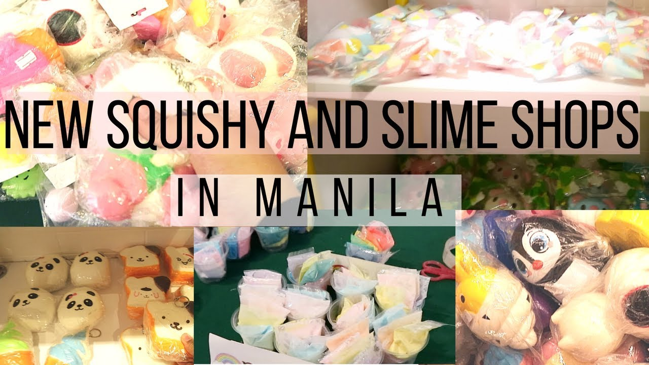 Squishy shop sale - New Squishy And Slime Shops In Manila Squishy Vlog Yiippee Happy Box