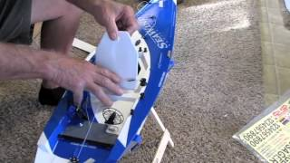 Seawind RC Sailboat Unboxing