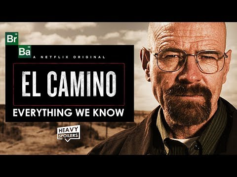 Breaking Bad Movie: El Camino: Everything We Know So Far & Trailer Breakdown