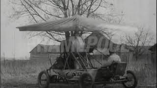 Pioneer, Invention, Air Transport, 1900 - 1919
