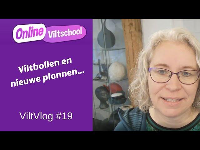 Viltvlog #19 Viltbollen en nieuwe plannen
