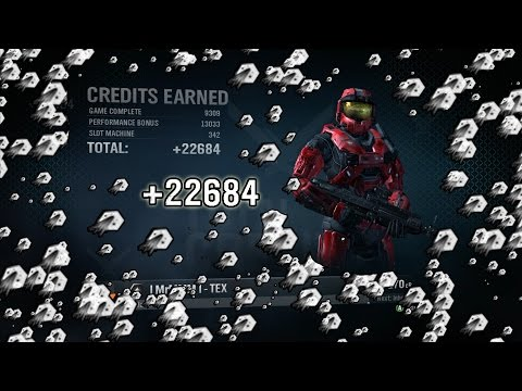 Fastest Way to Rank Up in Halo Reach 2017! - No Glitches, No Hacks, No ban!