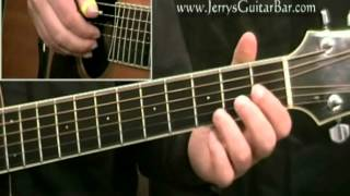 Eric Clapton - Before You Accuse Me Acoustic Lesson - excerpts