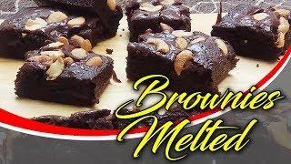 Mudahnya membuat Brownies Melted | By Yani Cakes #118