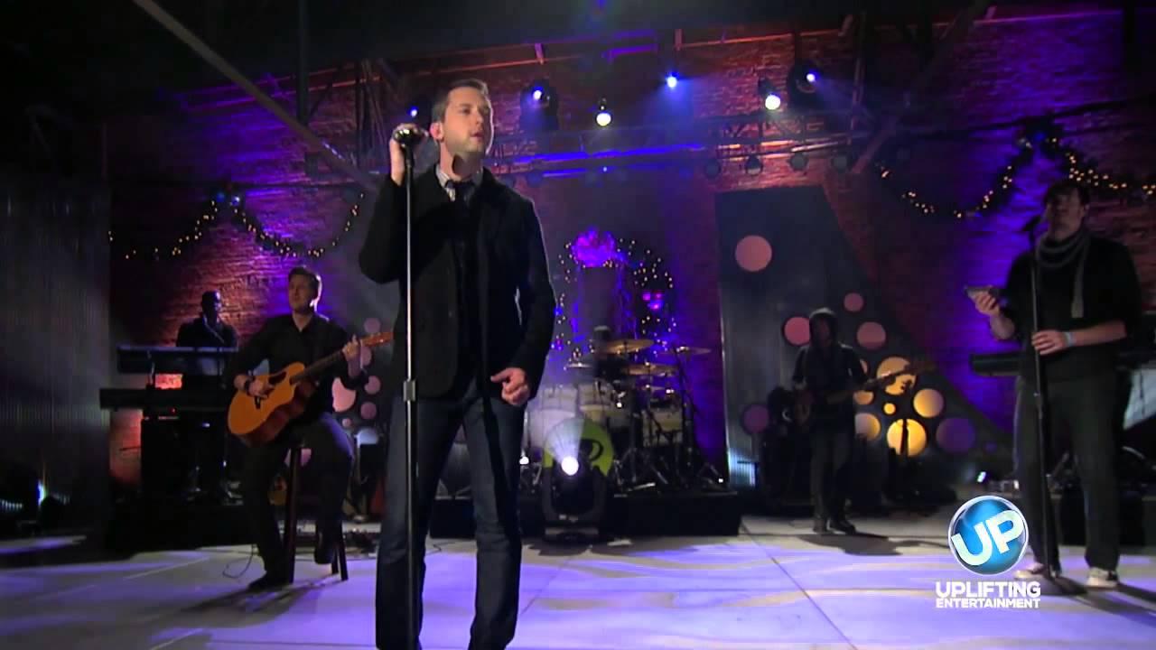 Brandon Heath - Just A Girl - Live Performance on UPTV
