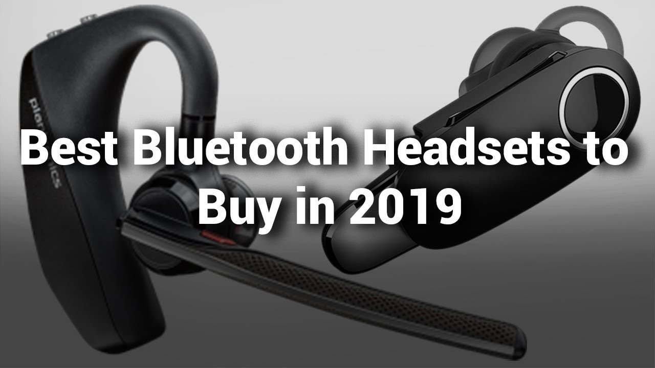 10 Best Bluetooth Headsets 2020 Do Not Buy Bluetooth Headset Before Watching This Video Youtube
