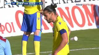 24η Αγ. Αστέρας Τρίπολης - ΠΑΟΚ: 3-2