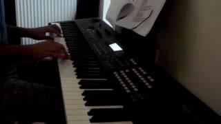CONGA(Gloria Estefan)-Piano cover by Orestis Diamantaras