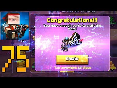 Pixel Gun 3D - Gameplay Walkthrough Part 75 - Revolver Sniper Rifle