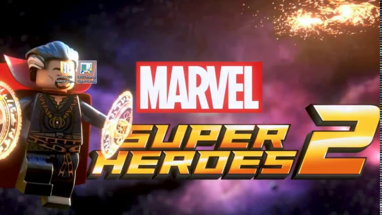 How To Fix LEGO Marvel Super Heroes 2 - Black Screen