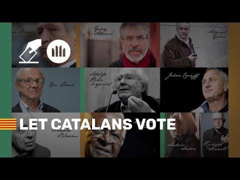Let Catalans Vote | CAT