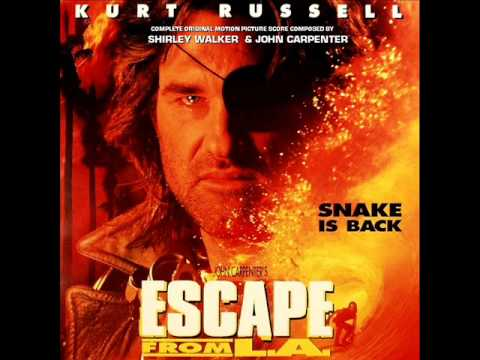 Escape From L.A. Soundtrack