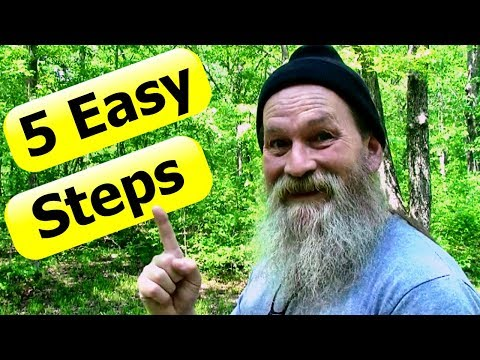 5 Easy Steps to Escape the Rat Race and Live Self-Sufficient and Self-Reliant