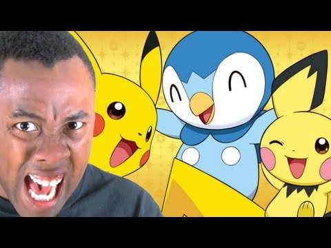 Black Nerd HATES POKEMON??