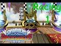Skylanders Superchargers Gameplay Sea Racing Action Pack