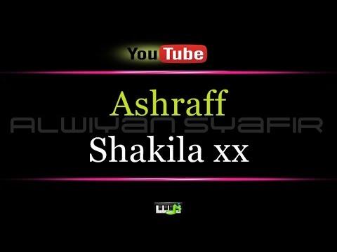 Karaoke Ashraff - Shakila xx