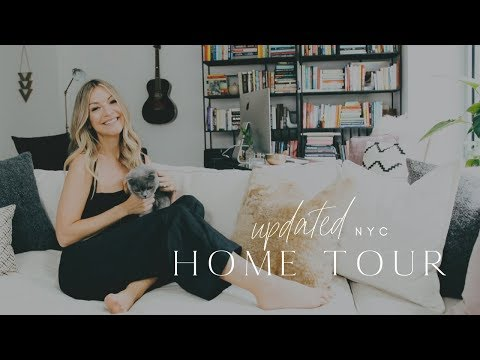 UPDATED HOME TOUR 2019! Tips For An Evolving Home 🦋