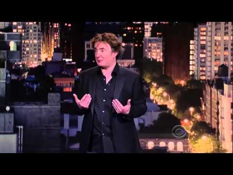 Dylan Moran on David Letterman 13 June, 2013