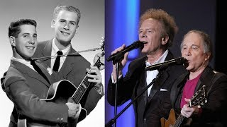 Simon And Garfunkel Had Been At Odds For 40 Years. Then One Man Got Them Back Together On Stage
