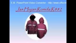 Jas Hujan Rosida R882