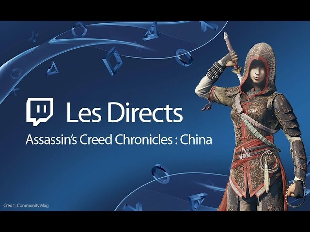 Assassin's Creed Chronicles : China - Immersion