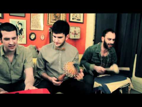 X Ambassadors - Unconsolable (live on Big Ugly Yellow Couch)