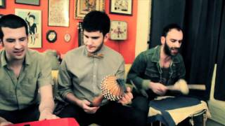 Repeat youtube video X Ambassadors - Unconsolable (live on Big Ugly Yellow Couch)