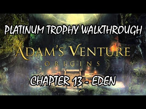 Adam's Venture Origins - Platinum Trophy Run - Ch 13 / Eden