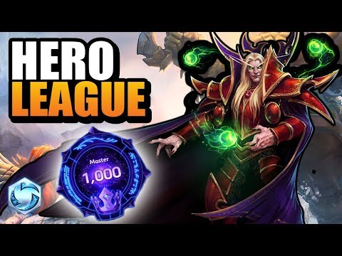 IGNITE!  Hero League  Heroes of the Storm