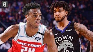 Sacramento Kings vs Golden State Warriors - Full Highlights   February 25, 2020   2019-20 NBA Season