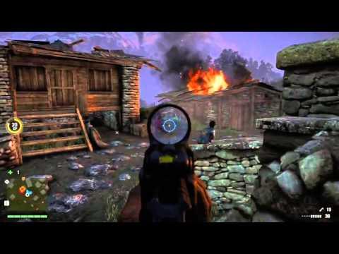 Far Cry 4 Gameplay Walkthrough Guide PS4 Part 55 Guia Español