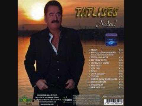 Ibrahim Tatlises - 2008 - Senden Insaf Diler Yarin YEPYENI
