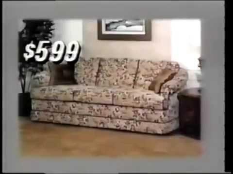Gordon Furniture, Milwaukee WI 1989