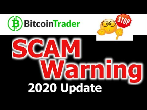Bitcoin Trader Review -  3 Years Later, Still A SCAM (2020 Update)
