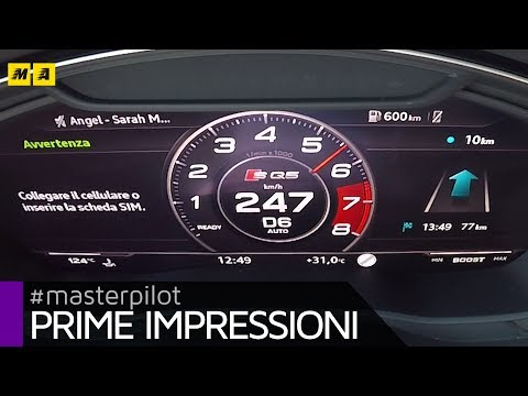 Nuova Audi SQ5 2017, 354 CV a benzina aspettando il V6 diesel | Primo test
