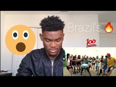 Bum Bum Tam Tam - Jason Derulo x J Balvin Dance | Matt Steffanina #Brazil[Reaction]