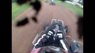 Backyard Dirt Kart Racing 2013