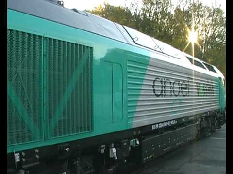 Vossloh Locomotives Euro 4000 in Kiel