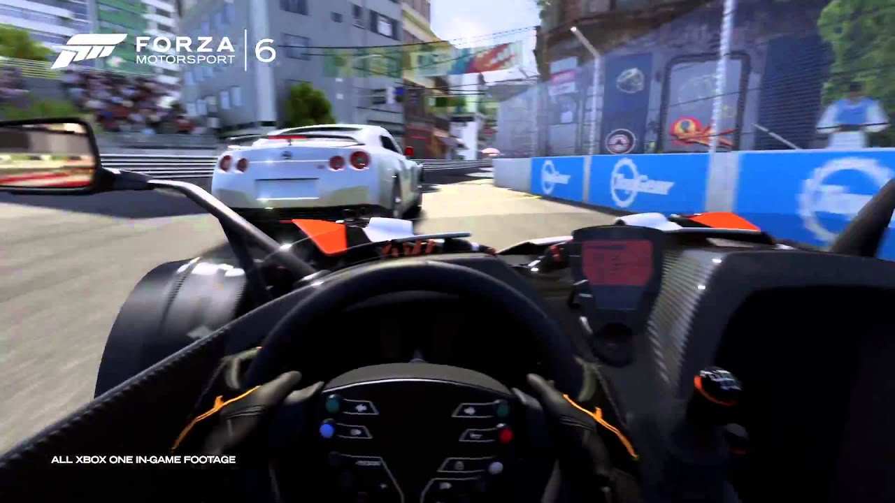 forza 6 gameplay trailer forza motorsport 6 new trailer. Black Bedroom Furniture Sets. Home Design Ideas