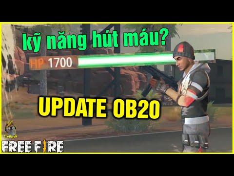 (Free Fire) Lộ hàng nhân vật mới quá mạnh tại bản update OB20 | StarBoyVN
