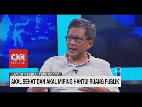 Rommy Tuding Prabowo Pakai Propaganda Ketakutan. Ini Tanggapan Rocky Gerung