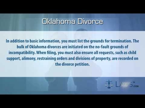 Oklahoma Divorce