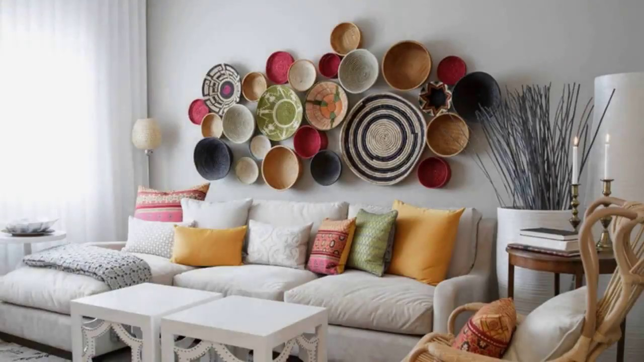 Top 40 Best Wall Decoration Ideas Diy Painting With